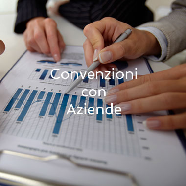 Convenzioni con Aziende